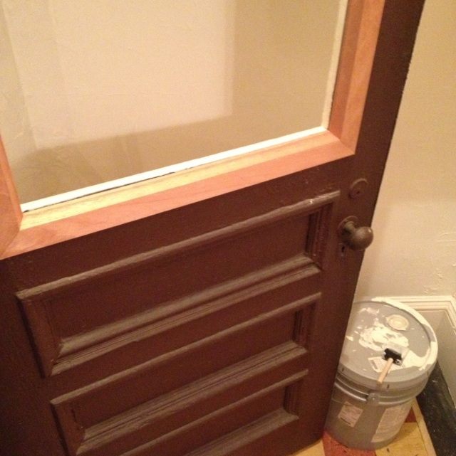 New Window Old Door