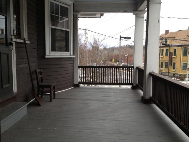 Porch Blues