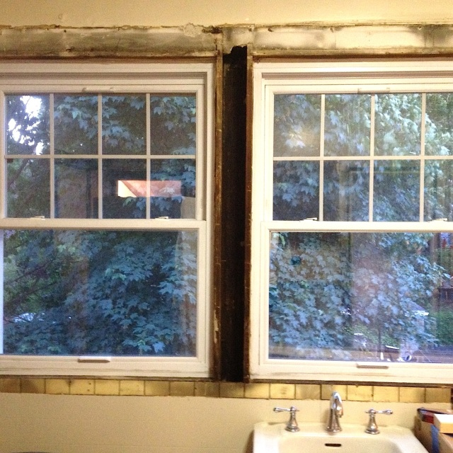Trimless windows