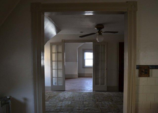 third floor rooms