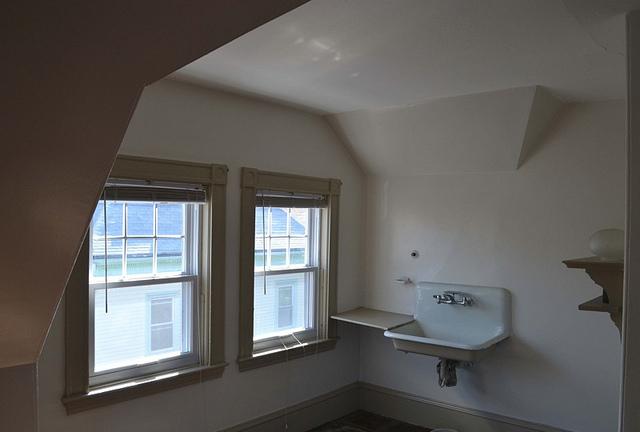 third floor sink